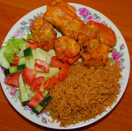 4. Bone-In Chicken Kabob